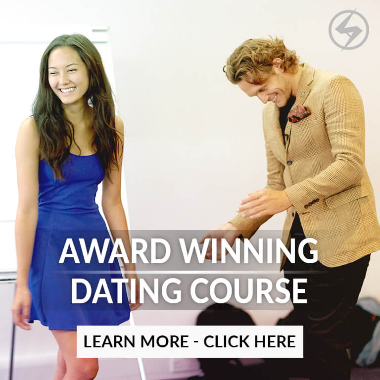 Mens dating coach in London