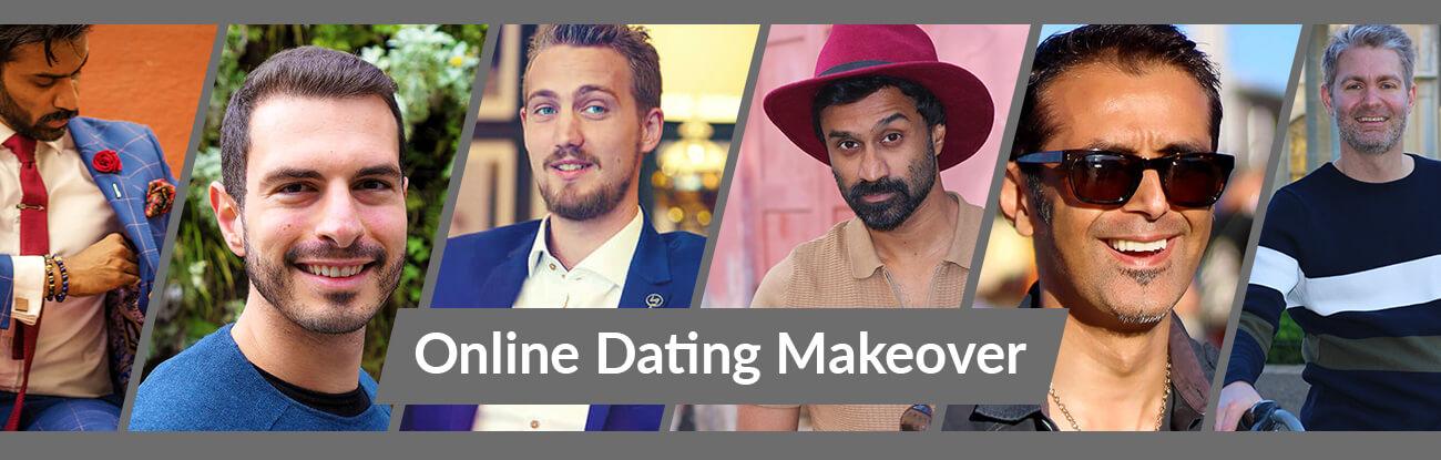 online dating makeover for men