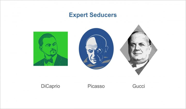 Expert seducers