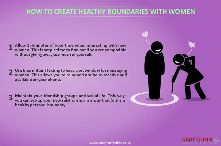 3 ways to embed healthy boundaries in your dating life