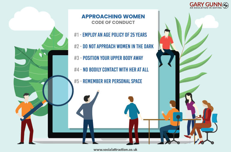 5 ethical guidelines to follow when approaching women