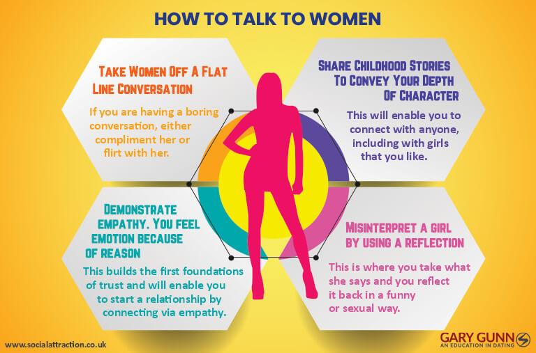4 expert ways to talk to women confidently